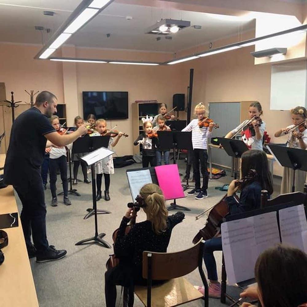 Slider Mala orkiestra OSM ZS Stargard A